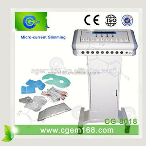 Microcurrent tens massage slimming machine for sale