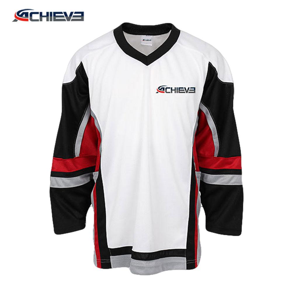 Cheap College Hockey Practice Jerseys Custom Hockey Jerseys No
