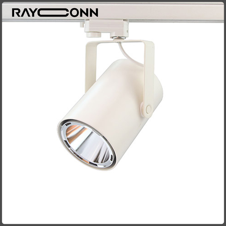 Modern CE/RoHS approval best price 30w led cob track spot light