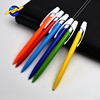 Famous Brands Press Design Plastic Ballpoint Pens With Custom Logo