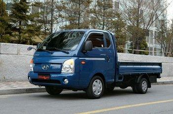 Korea Used Truck
