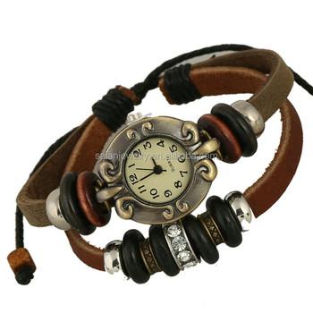 Fashion Leather Bracelet Diy