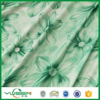 yusen Crinkle Polyester Rayon Spandex Jersey Fabric