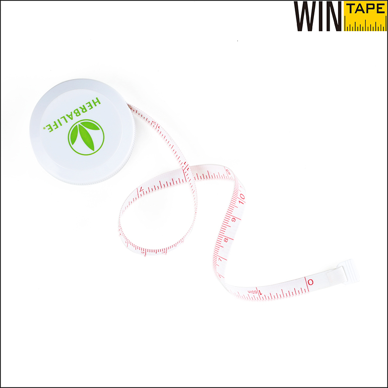 60 inch/mini custom logo measuring tape round fancy tape measure new design with Your Logo