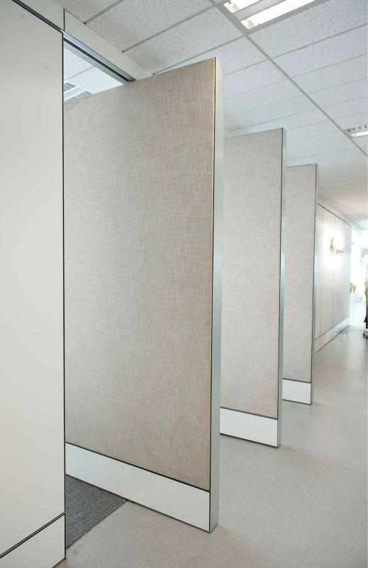 solo muebles tabiques acsticos particin desmontable vidrio separador de ambientes con persiana para sala