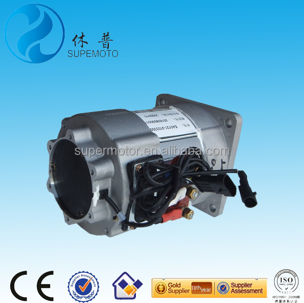 explosion Proof ac traction motor, 3 phase small motor