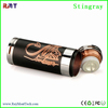 Top Selling 1:1 Clone Copper Black Stingray Mechanical Ecig Mod Parts