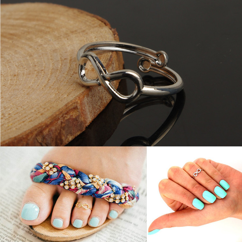 729 New Arrival Summer Hot Sell Simple Chic Foot Rings Finger Rings For Women R1219