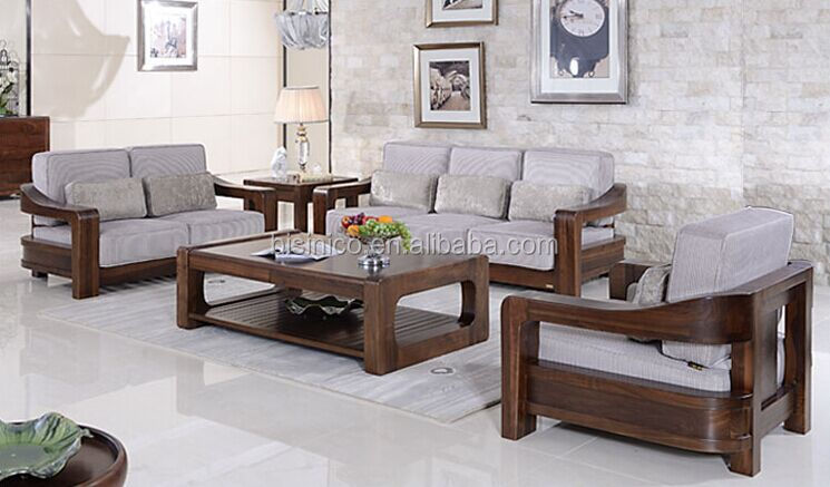 Solid Wood Sofa Set Relaxing Living Room Solid Wood Sofa Set Southeast Asian Comfortable Thesofa