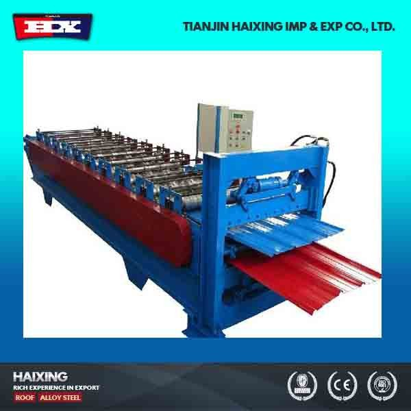 Hot sale steel door frame making machines