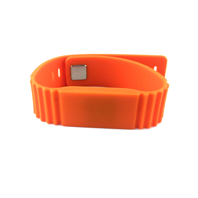 Rubber Armband MIFARE Classic 1 k Siliconen RFID Polsband