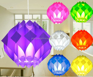 Lamps lighting popular iq puzzle lamp new design