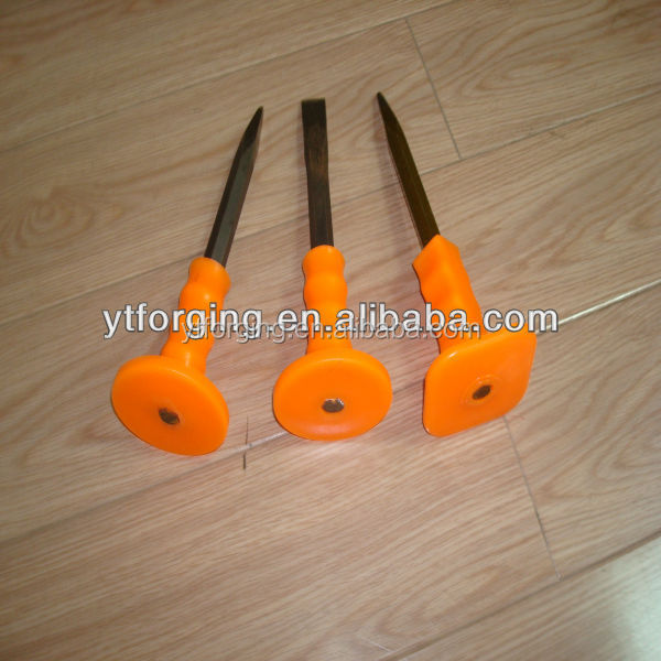 Hexagonal Flat Edge Cold Chisel for building