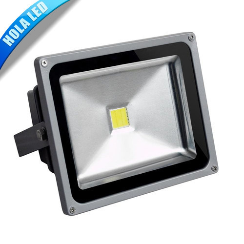 4pcs/carton High Lumen LED Flood light 10w 20w 30W 5ow 80w 100w 120w IP65 3 years warranty Foco reflector led