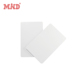 rfid blank card with serial numbers smart nfc inkjet pvc id card