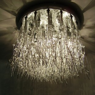 Crystal Chandelier/pendent Light,Led Indoor Decorative Light,Ceiling ...