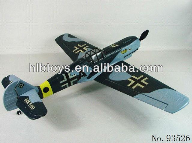 Me109 Epo Tw 749 Rc Model Plane,2.4g 4ch Lanyu Rc Model