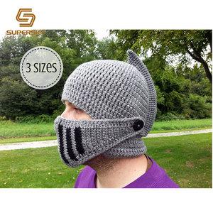 1762e3ed Crochet Pattern Knight Helmet Hat, Crochet Pattern Knight Helmet Hat  Suppliers and Manufacturers at Alibaba.com