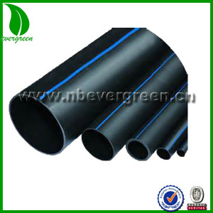 Hot sell 20-1200mm PN 10 PN16 HDPE pipe list poly for irrigation