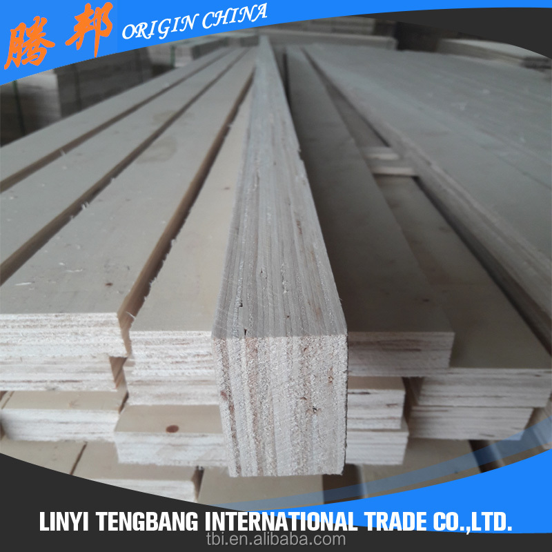 Packing Material No Fumigation Timber LVL LVL Wooden Pallet