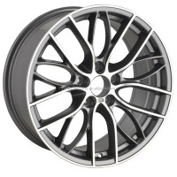 Replica alloy wheels 13 14 15 16 17 18 19 inch colour rims BM2896
