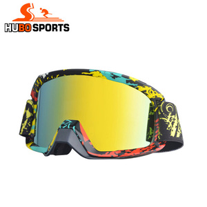MX eyewear removable nose guard newest model motocross goggles