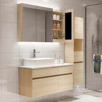 Wall Mount Bath Vanity.2018 Wall Mounted Melamine Bath Cabinet With Mirror Cabinet Bathroom Vanities Set Buy New Arrival Bathroom Vanities Set 2018 Bathroom Vanities Wall