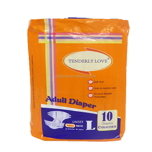 OEM Medical Health Care Adult Diaper for Incontinence People diapers for adults