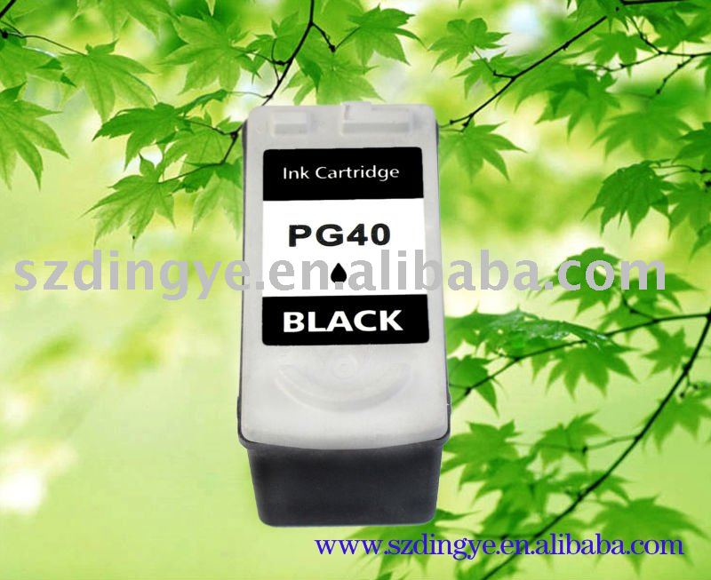 Compatible canon laser ink jet cartridges for PG40/41