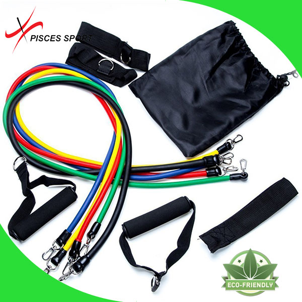 Multifunctional resistance band hook for muscle relaxation
