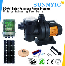 high efficiency 12V DC motor solar water pump for agriculture