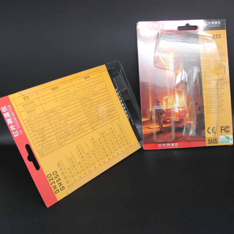 Wholesale custom slide blister insert cards packaging,slide card blister packs with the paper card,customized paper blister pack