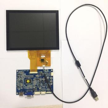 Good quality 8 inch touch screen monitor raspberry pi touch screen