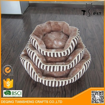 Comfortable Extra Large Overstuffed Luxury Cat Furnitures Pet Bed - Overstuffed luxury sofa dog bed