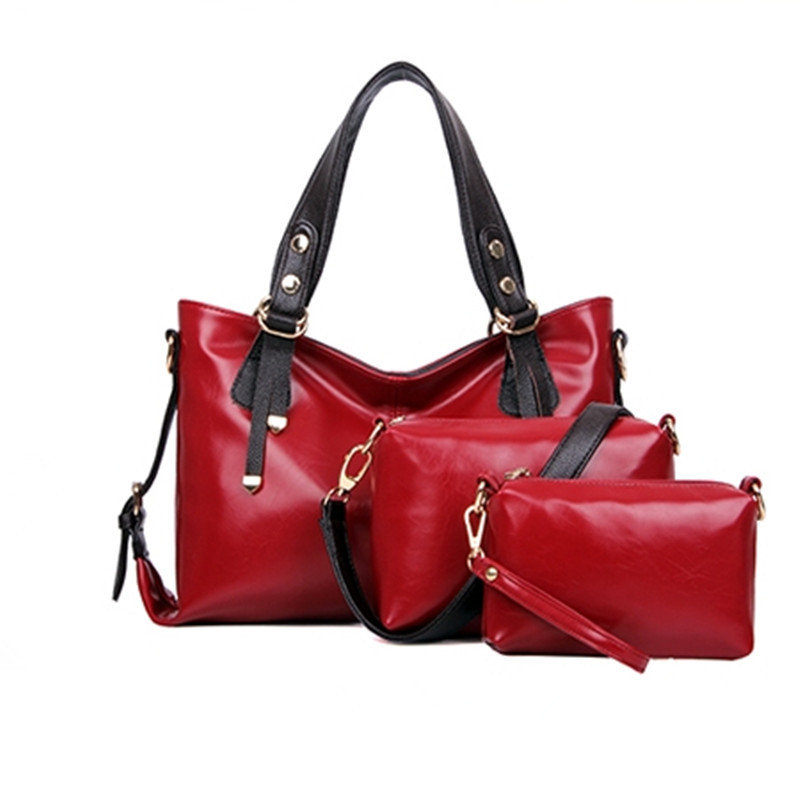 2015 New Design China Fashion Popular Handbag Wholesale Lady Leather Cheap Women Hand Bag