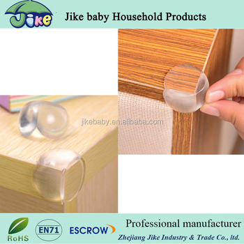 PVC Baby Safety Proofing Caring Corners Clear Soft Guards Toddler Safe  Protector