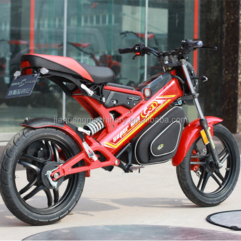 Ecuador Adult E Bike New Design Rechargeable For Electric Scooter