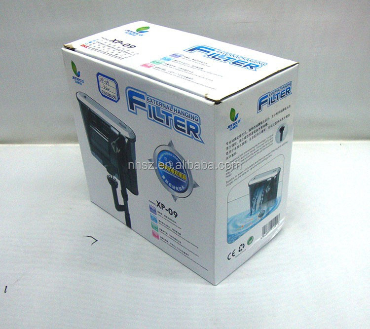 Populaire Aquarium External Hanging Filter For Clean Water - Buy Hang On  WW03