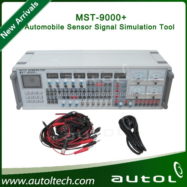 Auto Car Repair Tools Ecu Test Equipment Mst-9000 Ecu Laboratorial ...