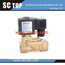 PNEUTOP High quality brass valve air solenoid valve normally closed underwater solenoid valve solenoid valve PNEUTOP Hig