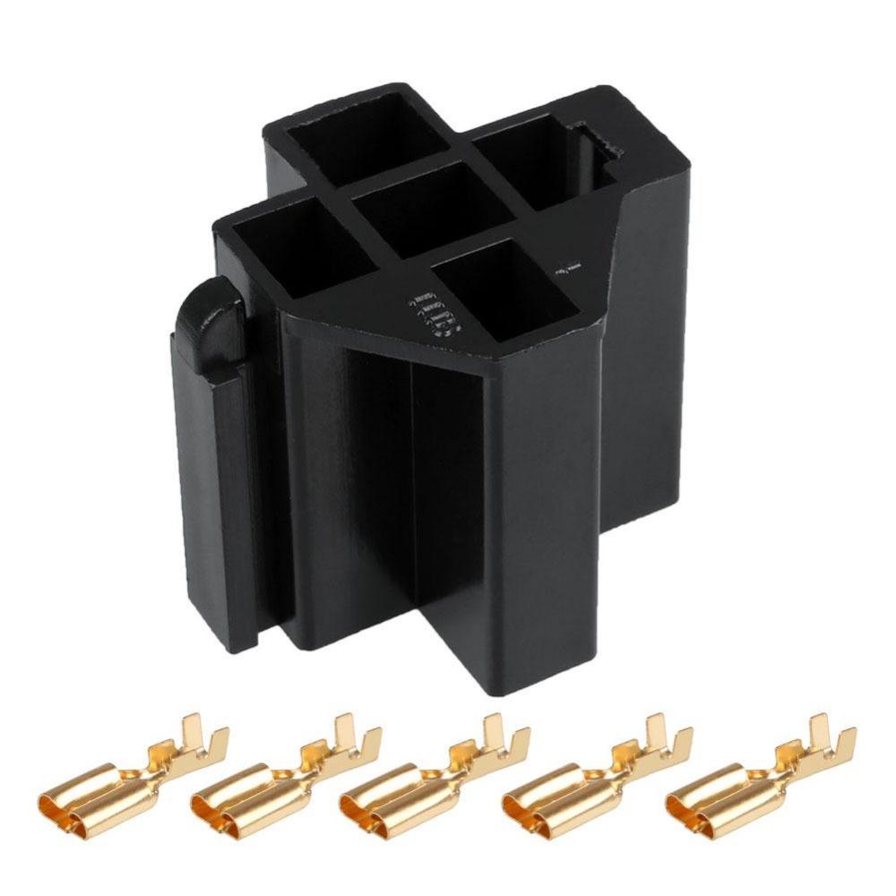 5 Pin Relay Socket Reviews