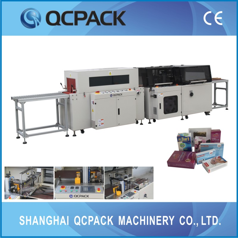 plastic wrap luggage machine