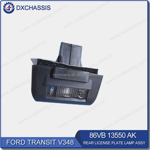 Genuine Rear License Plate Lamp Assy for Ford Transit VE83 86VB 13550 AK