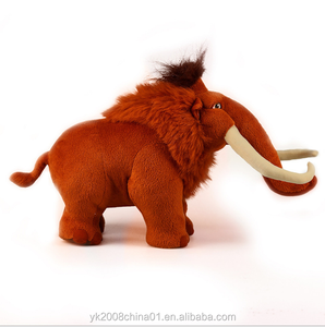 Woolly Mammoth Plush Toy Woolly Mammoth Plush Toy Suppliers And