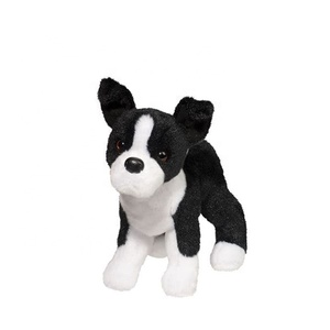 Black And White Plush Dogs Black And White Plush Dogs Suppliers And