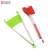 New Products Stainless Steel  2 in 1 Silicone Clever Tongs Spatula Clever Tongs Set