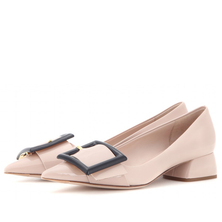 d659170816fc wholesale import and export shoes office shoes women  ladies big size shoes