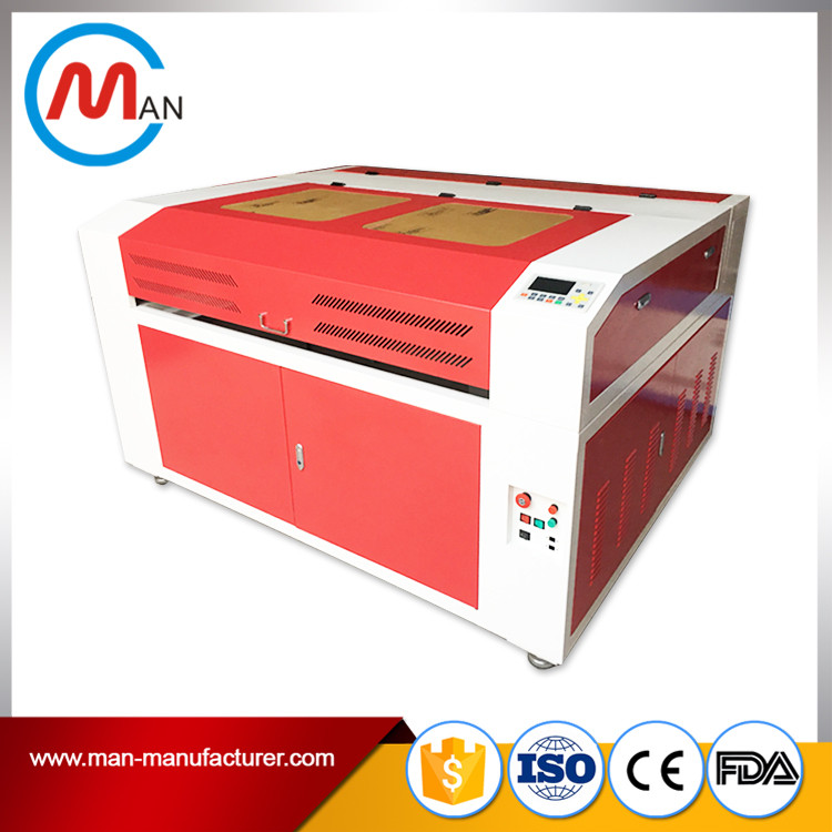 100w 130w 150w flatbed laser sticker label die cutting printing machine