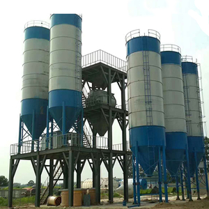 Henan Tengfei Small Sheet Type Silo Sand Storage Silo Tank Cost Price For Dry Mortar Machines