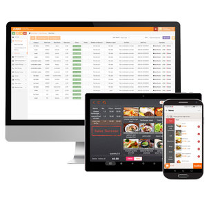 Free test retails pos software Free download multi-language version restaurant pos system ZK-V8 software
